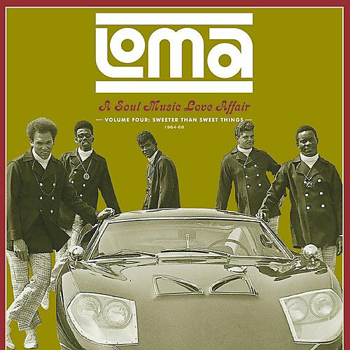 Alliance Various Artists - Loma: A Soul Music Love Affair 4 / Various