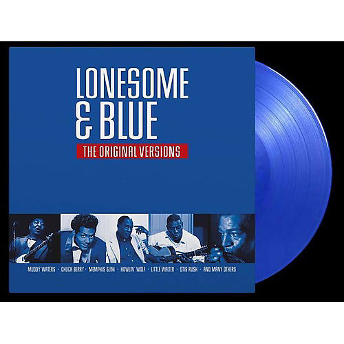 Alliance Various Artists - Lonesome & Blue: The Original Versions / Various