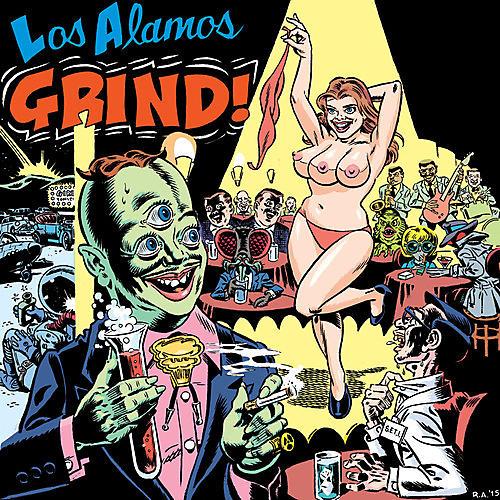 Alliance Various Artists - Los Alamos Grind!