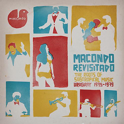 Alliance Various Artists - Macondo Revisitado:roots Of Subtropical / Various