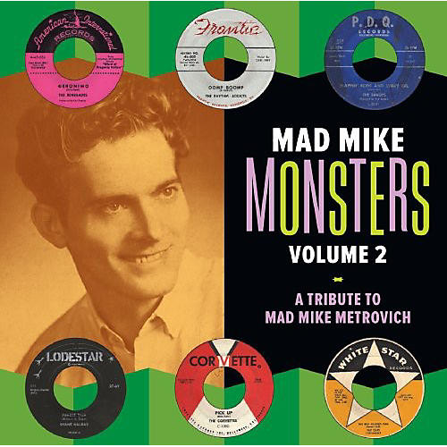 Alliance Various Artists - Mad Mike Monsters, Vol. 2