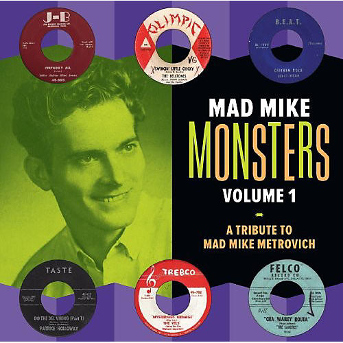 Alliance Various Artists - Mad Mikes Monsters, Vol. 1