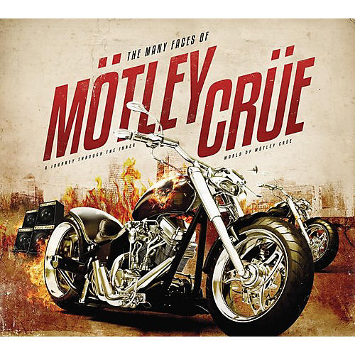 Alliance Various Artists - Many Faces Of Motley Crue / Various