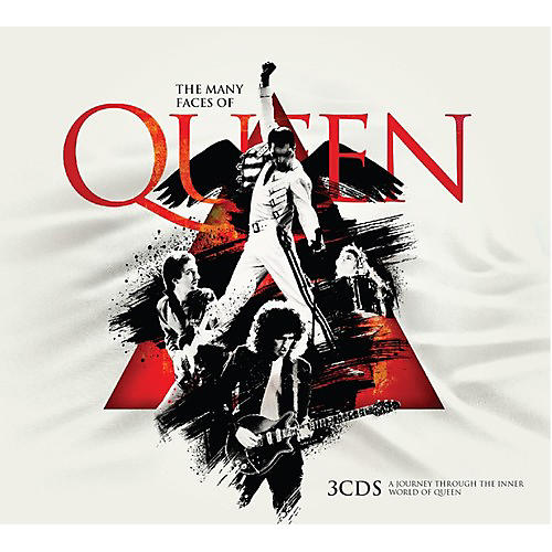 Various Artists - Many Faces Of Queen / Various (CD)