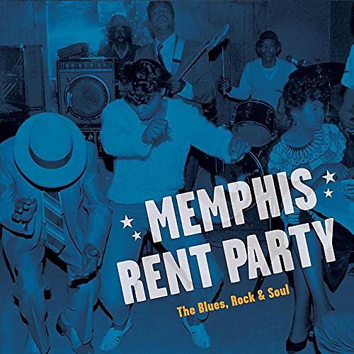 Alliance Various Artists - Memphis Rent Party