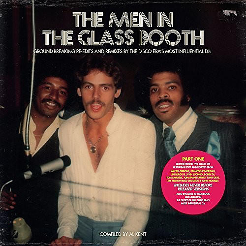 Alliance Various Artists - Men In The Glass Booth / Various