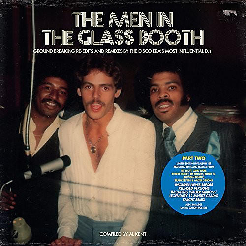 Alliance Various Artists - Men In The Glass Booth (part 2) / Various