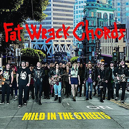 Alliance Various Artists - Mild in the Streets: Fat Music Unplugged