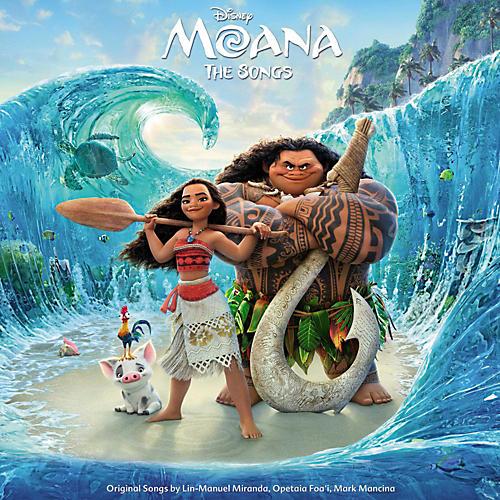 Universal Music Group Various Artists - Moana (Original Motion Picture Soundtrack) [Vinyl LP]