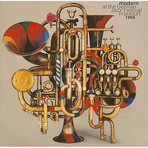 Alliance Various Artists - Modern At The German Jazz Festival 1966 / Various