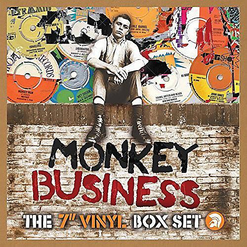 Alliance Various Artists - Monkey Business: The 7 Vinyl Box Set / Various
