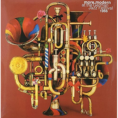 Alliance Various Artists - More Modern At The German Jazz Festival 1966 / Var