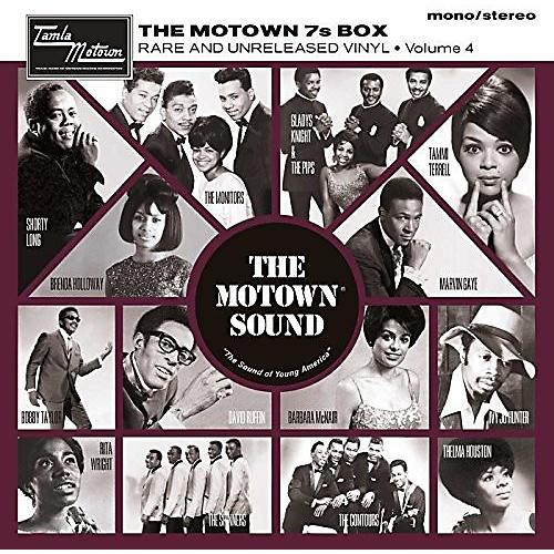 Alliance Various Artists - Motown 7s Vinyl Box Volume 4 / Various