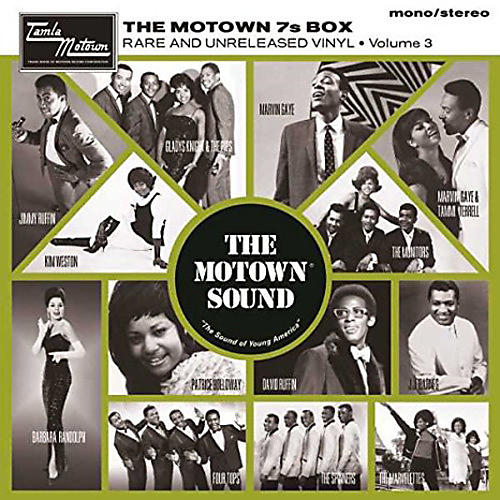 Alliance Various Artists - Motown 7's Vinyl: Vol 3 / Various