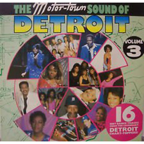 Alliance Various Artists - Motown Artists-80'S Recordings