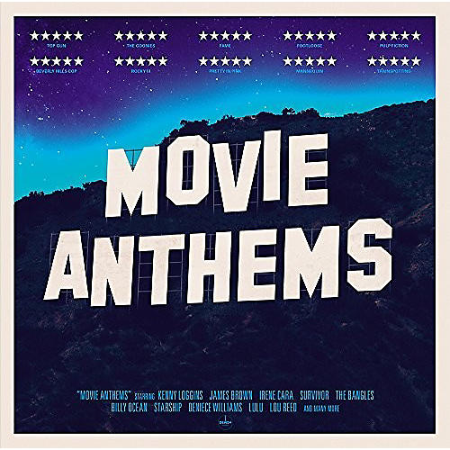 Alliance Various Artists - Movie Anthems / Various