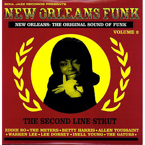 Alliance Various Artists - New Orleans Funk 2: Original Sound Of Funk