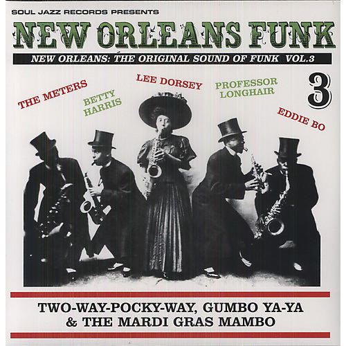 Alliance Various Artists - New Orleans Funk 3 / Various