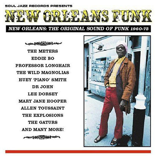 Alliance Various Artists - New Orleans Funk