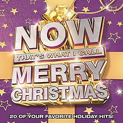 Various Artists - Now Merry Christmas (2018)