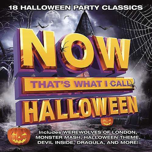 Alliance Various Artists - Now That's What I Call Halloween (Various Artists)