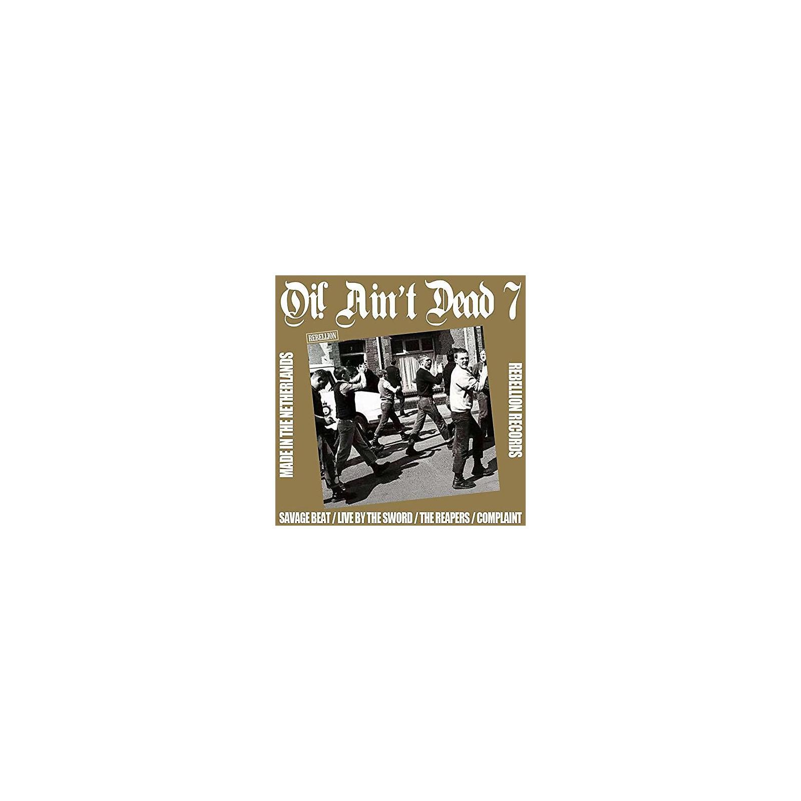 Alliance Various Artists - Oi Ain't Dead 7