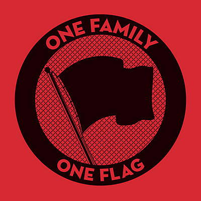 Various Artists - One Family. One Flag