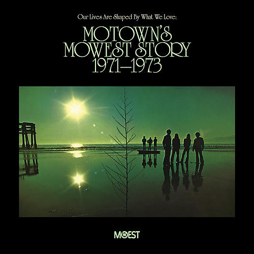 Alliance Various Artists - Our Lives Are Shaped By What We Love: Motown's Mowest Story