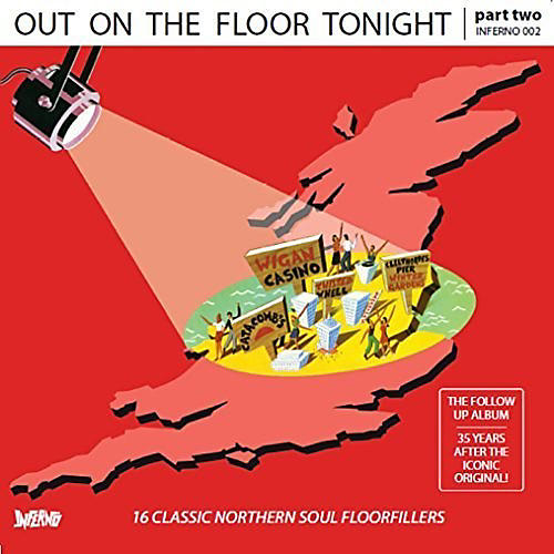 Alliance Various Artists - Out On The Floor Part 2 / Various