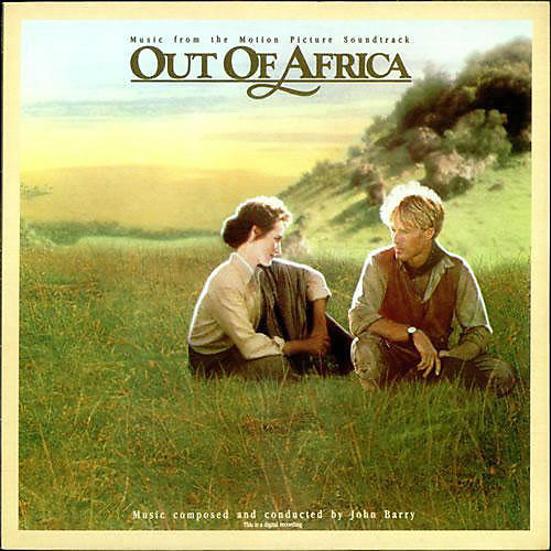 Alliance Various Artists - Out of Africa (Original Soundtrack)