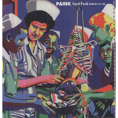 Alliance Various Artists - Paink: French Punk Anthems 1975-1982 / Various