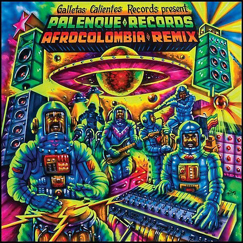 Alliance Various Artists - Palenque Records Afrocolombia Remix / Various