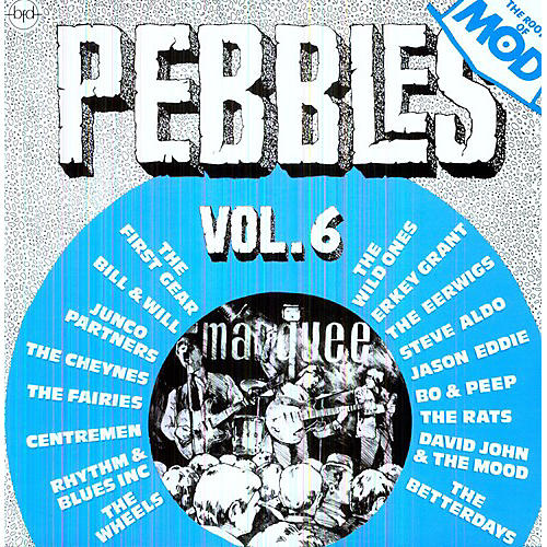 Alliance Various Artists - Pebbles, Vol. 6