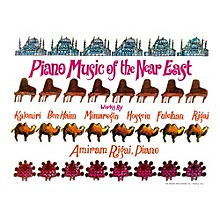 Various Artists - Piano Music Of The Near East / Various