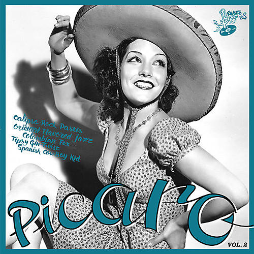 Alliance Various Artists - Picaro 2: Calypso-rock Pastis Oriental / Various