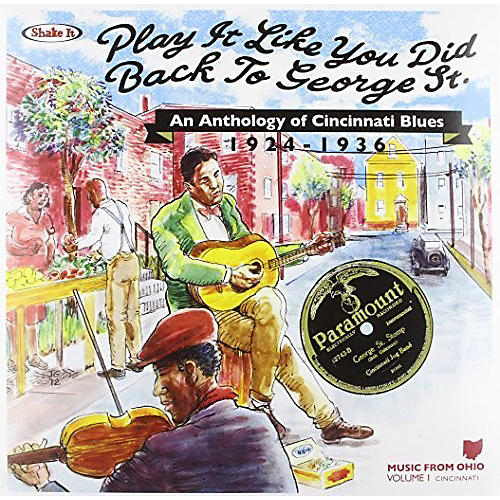 Alliance Various Artists - Play It Like You Did Back to George Street / Various