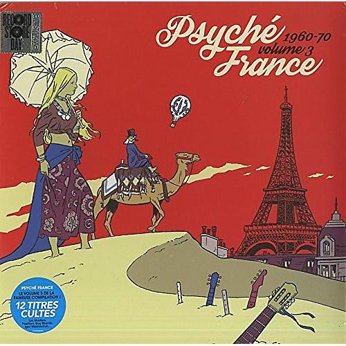 Alliance Various Artists - Psyche France Vol 3 / Various