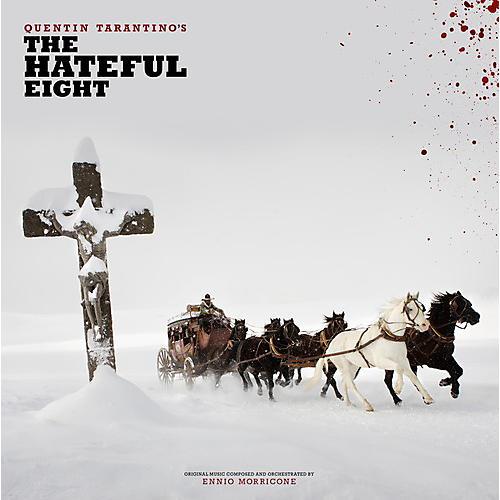 Alliance Various Artists - Quentin Tarantino's the Hateful Eight (Original Soundtrack)
