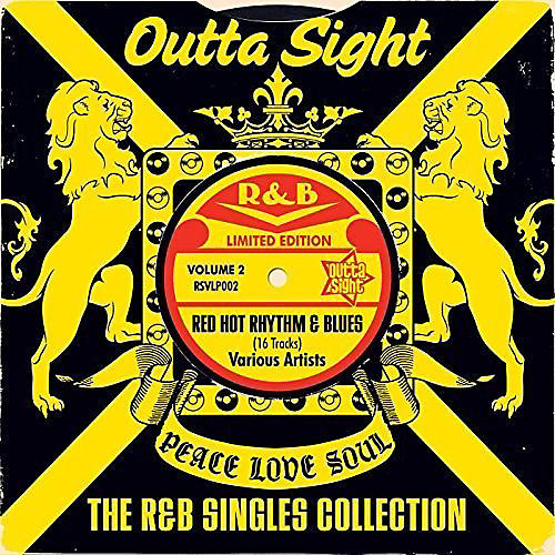 Alliance Various Artists - R&B Singles Collection 2