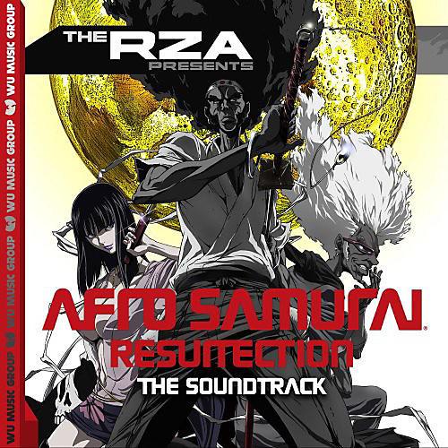 Alliance Various Artists - RZA Presents: Afro Samurai The Resurrection