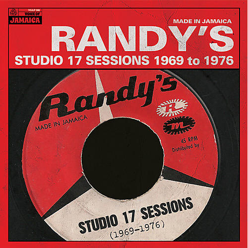 Alliance Various Artists - Randy's Studio 17 Sessions 1969-1976 / Various