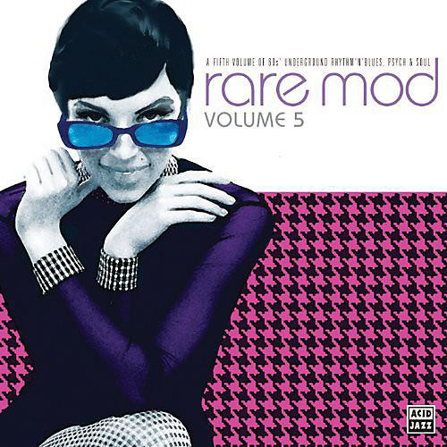 Alliance Various Artists - Rare Mod 5 / Various