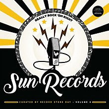 Various Artists - Really Rock Em Right: Sun Records Curated By Record Store Day, Vol. 4