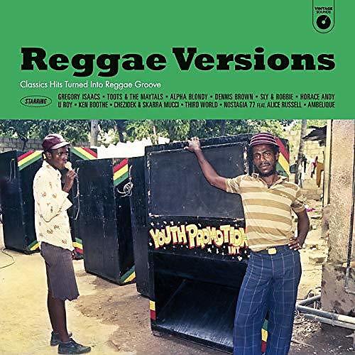 Alliance Various Artists - Reggae Versions / Various