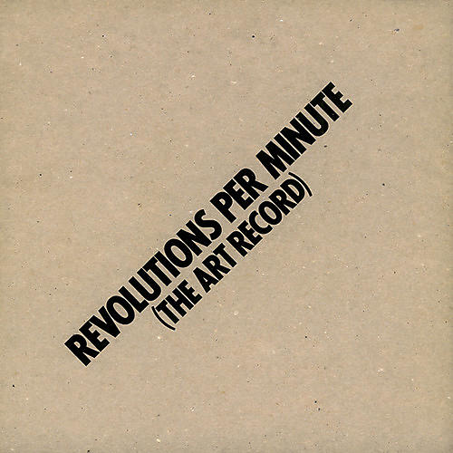 Alliance Various Artists - Revolutions Per Minute (the Art Record) / Various