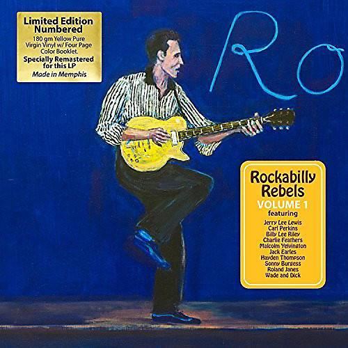 Alliance Various Artists - Rockabilly Rebels 1 / Various