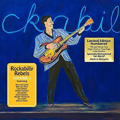 Alliance Various Artists - Rockabilly Rebels 2 / Various