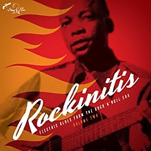 Various Artists - Rockinitis 2: Electric Blues Rock N Roll Era