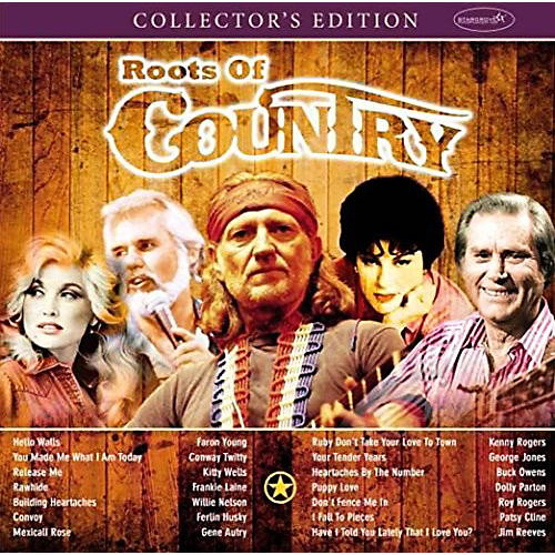 Alliance Various Artists - Roots Of Country (Various Artists)