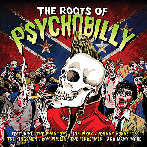 Alliance Various Artists - Roots of Psychobilly / Various